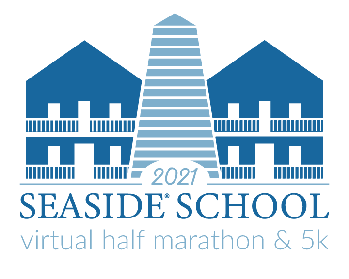 2021 Seaside® School Virtual Half Marathon & 5K
