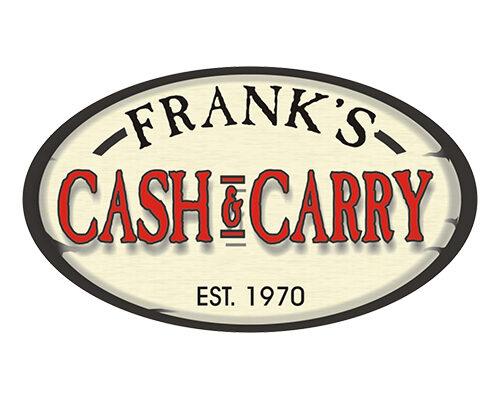 Gold Sponsor: Frank's Cash & Carry