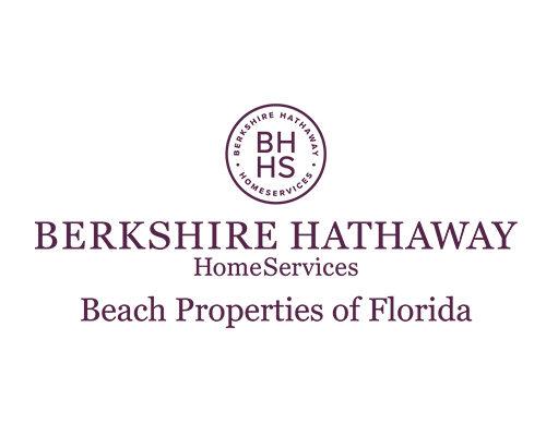 Silver Sponsor: Berkshire Hathaway HomeServices Beach Properties of Florida