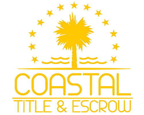 Gold Sponsor: Coastal Title & Escrow
