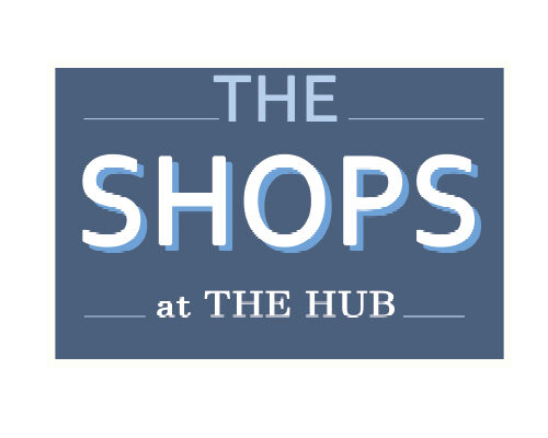Gold Sponsor: The Shops at The Hub